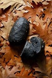 Image de Pain au levain maison, charbon et céréales